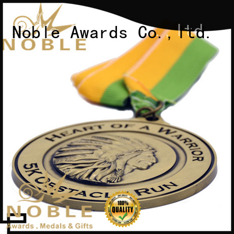Noble Awards Breathable Medals buy now For Sport games