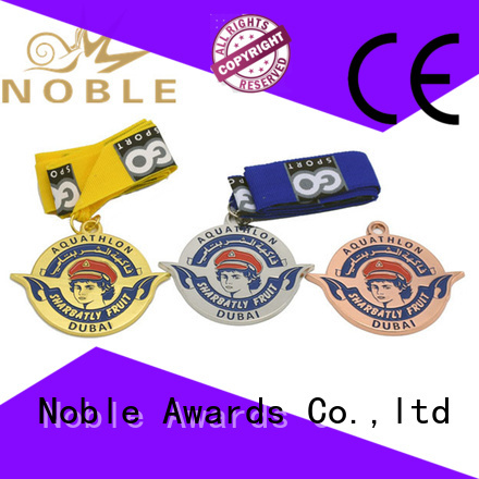 Noble Awards Breathable Medals ODM For Awards